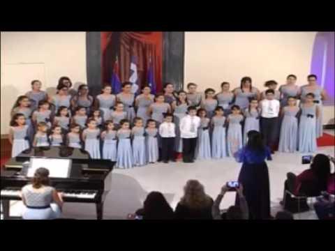 3ο Διεθνές Χορωδιακό Φεστιβάλ Ναυπλίου 19-11-2016 Παιδική Χορωδία Καλλιτεχνήματα