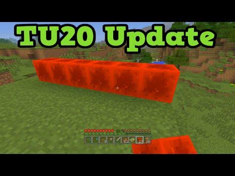 Minecraft Xbox 360 PS3 – TU20 Bug Fix Update Explained