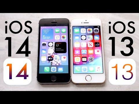 iPhone SE: iOS 14 Vs iOS 13 Speed Comparison