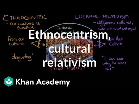 ethnocentrism v cultural relativism Ethnocentrism v cultural relativism ethnocentrism definition: judging other cultures by the standards of one's own culture rather than by the standards.