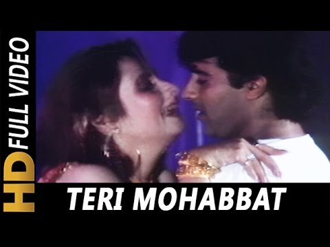 Video Teri Mohabbat Meri Jawani | Mohammad Aziz, Salma Agha | Pati Patni Aur Tawaif 1990 Songs download in MP3, 3GP, MP4, WEBM, AVI, FLV January 2017