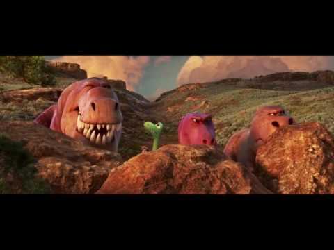 The Good Dinosaur - T-Rexes (Full HD)
