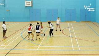 Teaching KS3 Netball - 5. Attacking Play