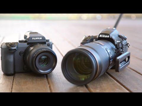 Fujifilm GFX 50S Body video