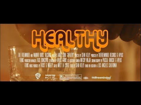 LARRY JUNE - HEALTHY FT. JAZZ CARTIER (Prod by. FKI 1st & Wheezy)