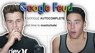 Video Reacting To Google Feud! MP3, 3GP, MP4, WEBM, AVI, FLV Desember 2018