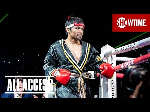 ALL ACCESS: Pacquiao vs. Broner | Epilogue Preview | SHOWTIME