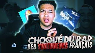 Video CHOQUÉ DU RAP DES YOUTUBEURS FRANÇAIS !! MP3, 3GP, MP4, WEBM, AVI, FLV September 2017