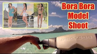 Amazing Bora Bora French Polynesia Model Shoot. What a fun time! A blast with one of our veteran fashion and fit models, this...
