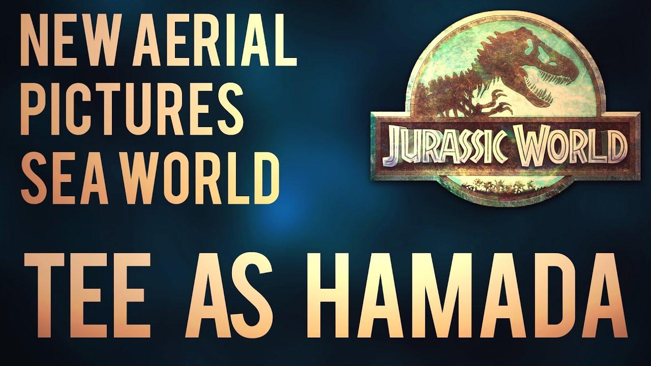 Jurassic World – Brian Tee as Hamada & More