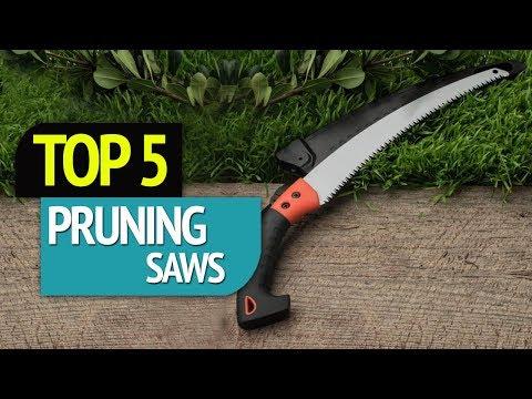 TOP 5: Pruning Saws 2018