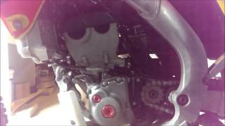 4. 2011 RMZ250 chattering engine noise FIXED
