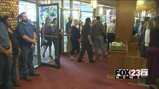 Funeral held for Jenks students killed in I-35 crash