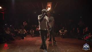 Cintia, Evo, Billy Biznizz, Mr. Steen – POP CITY UK vol.4 POPPING Judges Showcase