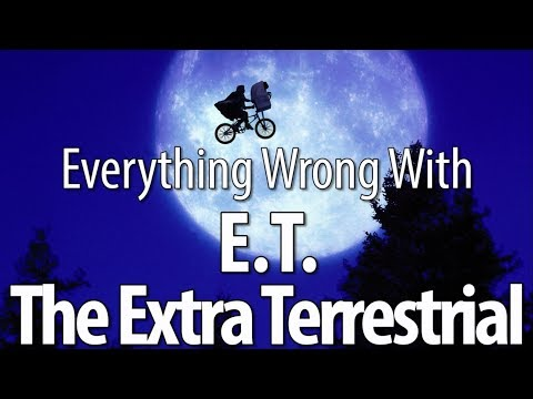 Download Video Everything Wrong With E.T. The Extra Terrestrial
