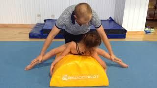 Download Video Основные упражнения для растяжки. Как растягиваются акробаты? MP3 3GP MP4