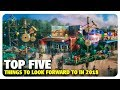 TOP 5 Things to Look Forward to in 2018 | Best and Worst | 01/03/18