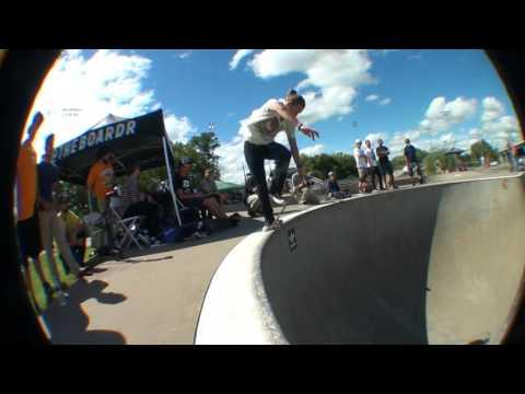 Grind for Life @ Knoxville Skatepark 2015