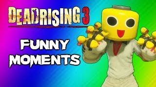 Video Dead Rising 3 Funny Moments Gameplay 3 - Invisible Zombie Glitch, Duck Gloves, Party Slapper Fun MP3, 3GP, MP4, WEBM, AVI, FLV September 2019