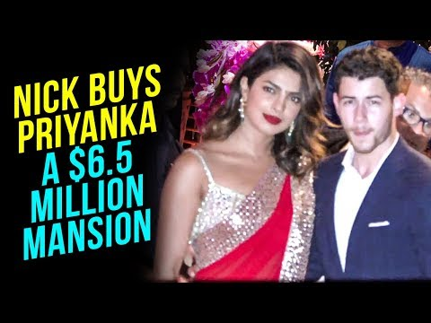 Nick Jonas Buys NEW HOUSE For Priyanka Chopra In Beverly Hills, California