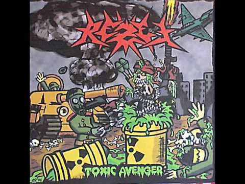 REZET - Toxic avenger. online metal music video by REZET