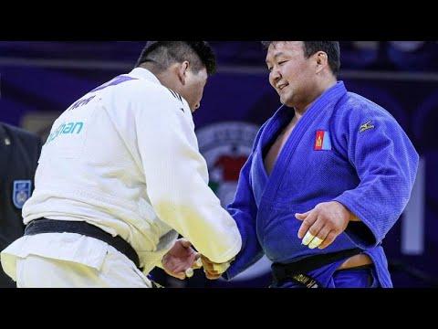 Ολοκληρώθηκε το γκραν πρι του τζούντο στη Μογγολία