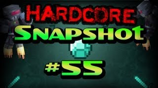 Minecraft Hardcore Snapshot - Once You Go Horse You Don't Go Back (Part 55)