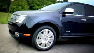 2009 Lincoln MKX Review - FLDetours
