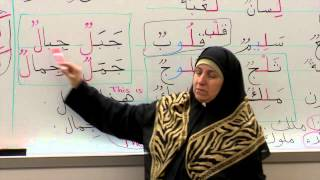 Elementary Arabic Writing: Laam Kaaf