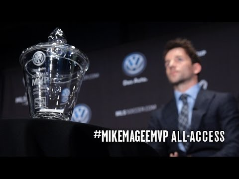 Video: #MikeMageeMVP All-Access | A day in the life of 2013 MLS MVP Mike Magee