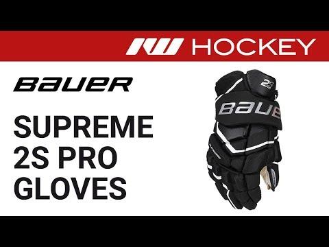 Bauer Supreme 2S Pro Glove Review