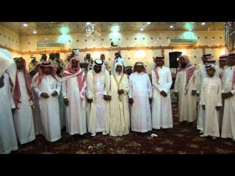زفة عبد الحنان النسيمي ـ في قاعة مسايا