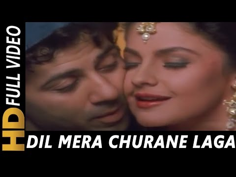 Video Dil Mera Churane Laga | Kumar Sanu | Alka Yagnik | Angrakshak 1995 Songs| Sunny Deol download in MP3, 3GP, MP4, WEBM, AVI, FLV January 2017