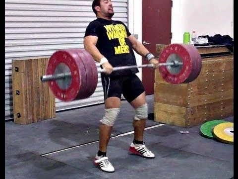 weightlifting - Weightlifting is a brutal sport, and it kicks your ass every single day. Training isn't glamorous, or sexy, and most days it's downright ugly. You have to lo...