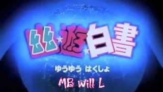 Video Yu Yu Hakusho Opening Full - Smile Bomb MP3, 3GP, MP4, WEBM, AVI, FLV Januari 2019
