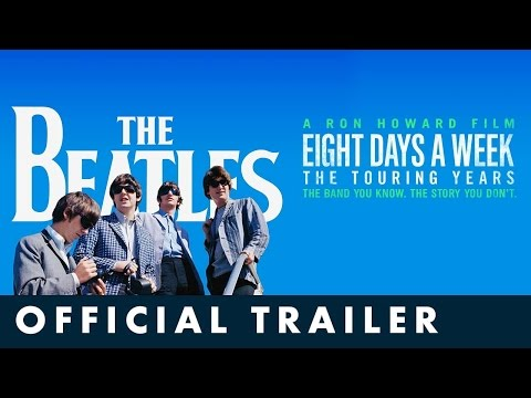 The Beatles: Eight Days A Week - The Touring Years - Official Trailer - Own from 21 November