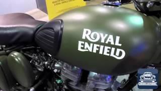 8. 2016 Royal Enfield Classic 500