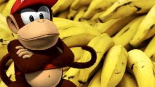 I'm Sick of all your GOD DAMN BANANAS Diddy Kong!