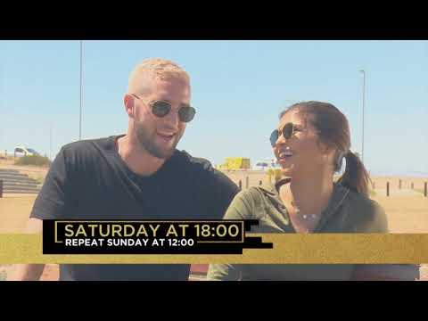 Aisha and Wayne Parnell share their journey to parenthood on #TopBilli