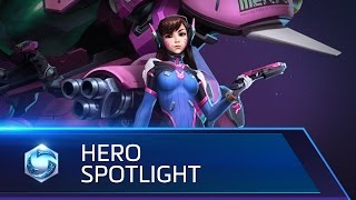 Video D.Va Spotlight – Heroes of the Storm MP3, 3GP, MP4, WEBM, AVI, FLV Agustus 2018