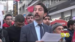 SAMSUN ÜLKÜ OCAKLARI'NDAN GÜNEY AZERBAYCAN TÜRKLERİNE DESTEK