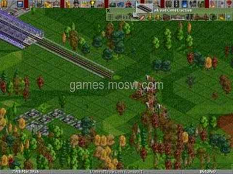 transport tycoon deluxe pc