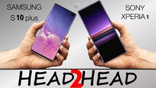 Video SAMSUNG GALAXY S10 plus  VS Sony Xperia 1 MP3, 3GP, MP4, WEBM, AVI, FLV Maret 2019