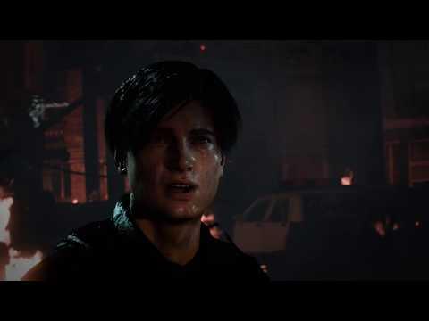 PS4《Resident Evil 2》E3 2018 發表影像 (中文字幕)