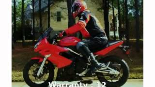 4. 2009 Kawasaki Ninja 650R - Specification & Info