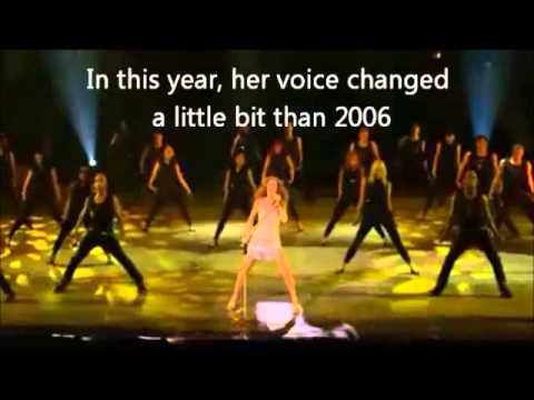 Celine Dion – The Voice Evolution (1990-2012) Part 2