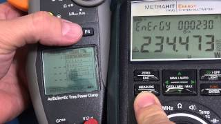 HT 9022 Power Clamp Meter Review
