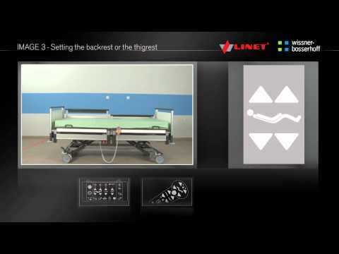 Universal Hospital Bed Image 3 Videomanual (English)
