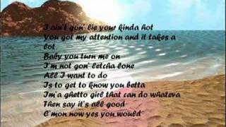 Ciara- Lookin at You (with lyrics)