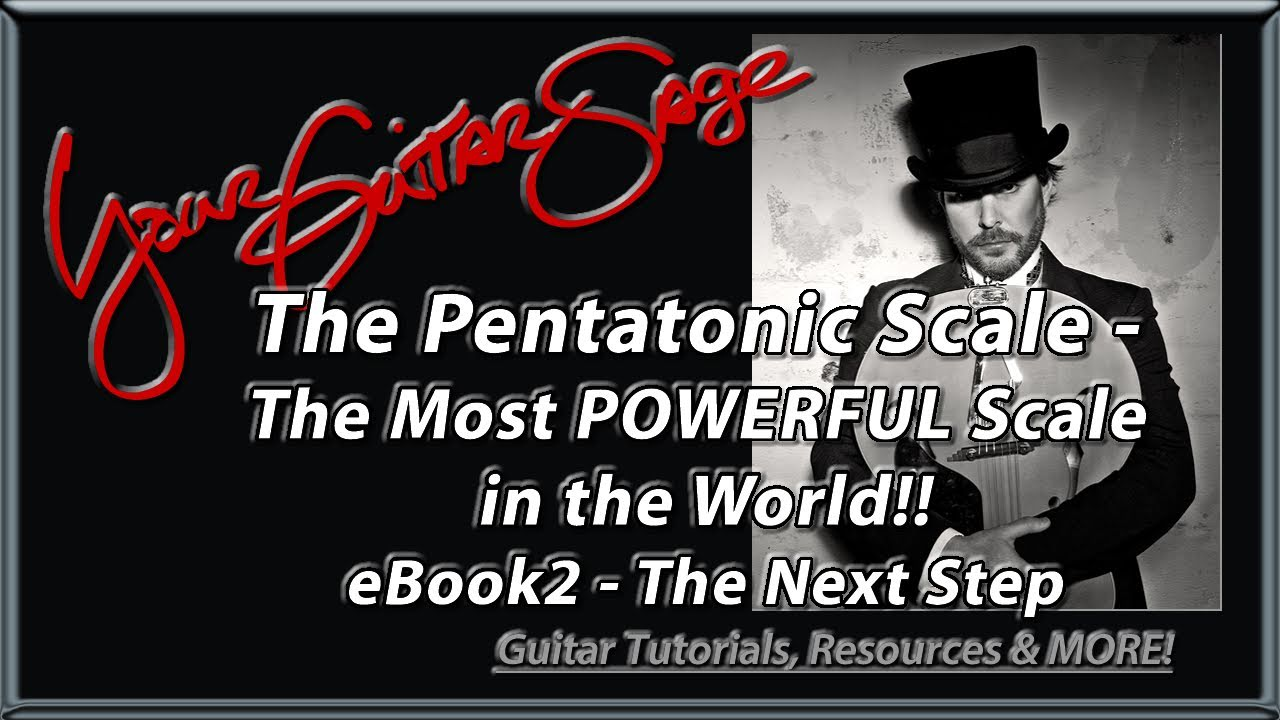 Pentatonic Scale – The Most POWERFUL Scale in the World – Guitar Lesson